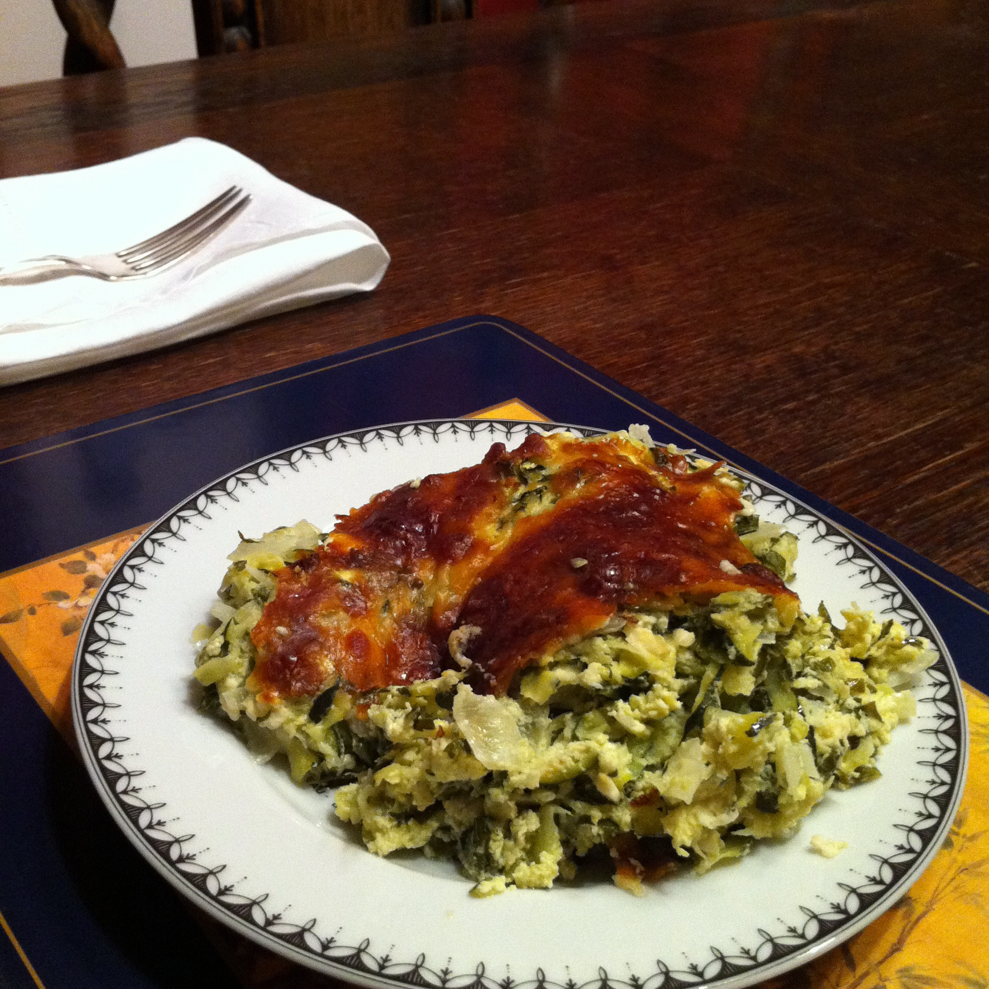 Baked Zucchini with Feta – The Irreverent Kitchen