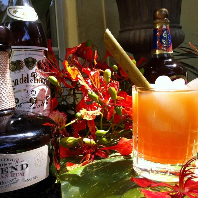 Classic Rum Punch