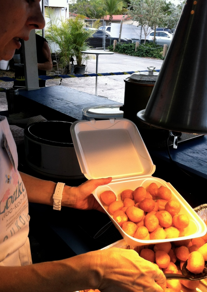 And I WILL have Loukoumades!