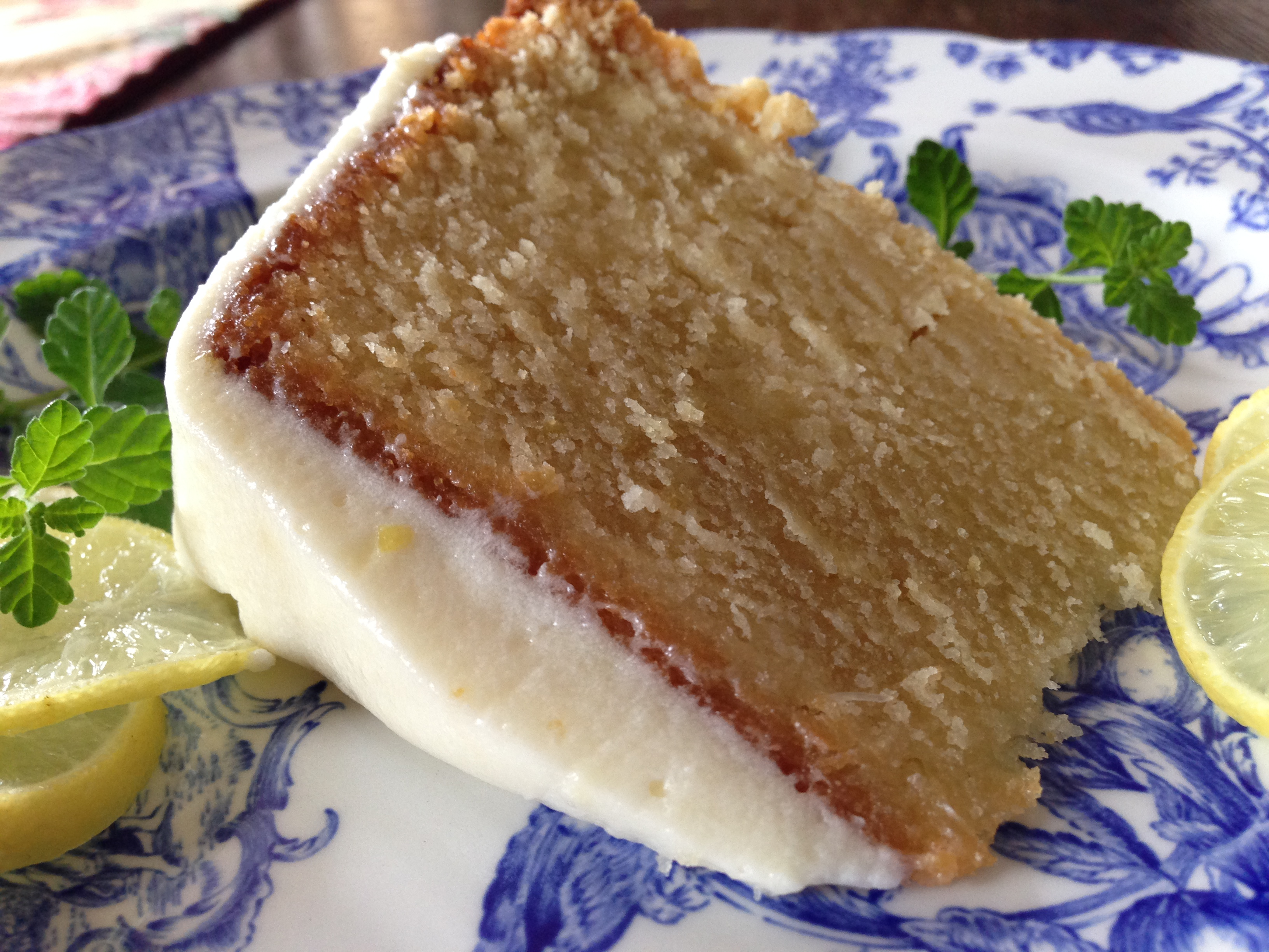 Key Lime Poundcake with Key Lime Cream Cheese Icing…omg! | The ...
