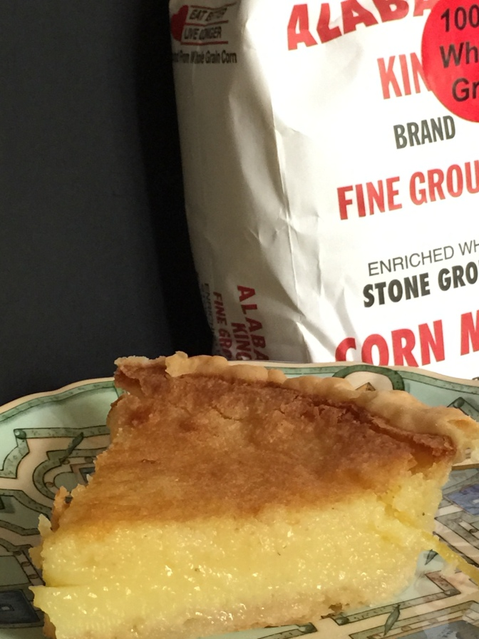 Chess Pie in the House…both Chocolate and Lemon!