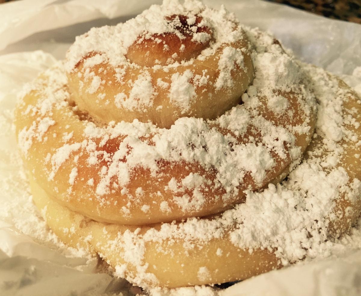 Pan de Mallorca...beignets Puerto Rican style