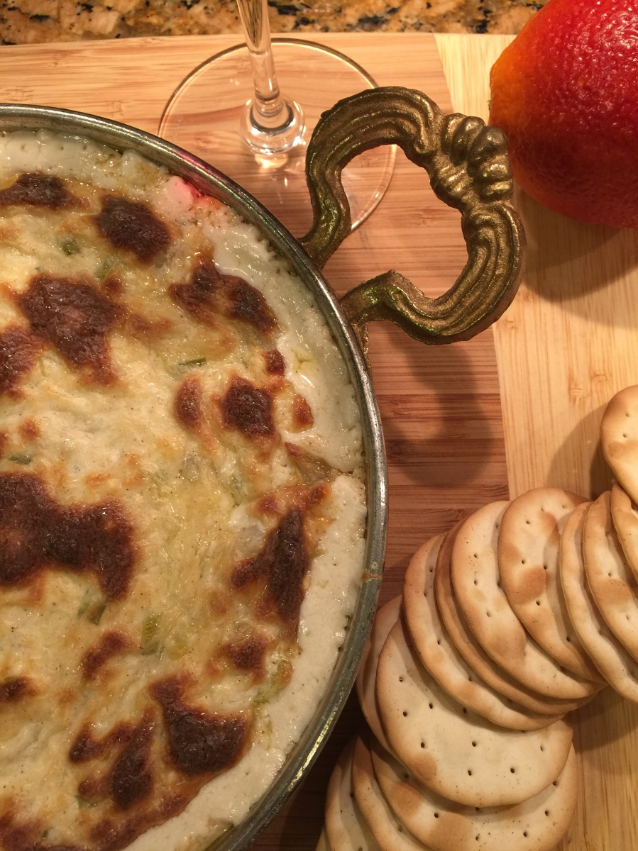 Hot Onion Dip, you want it at your Superbowl party