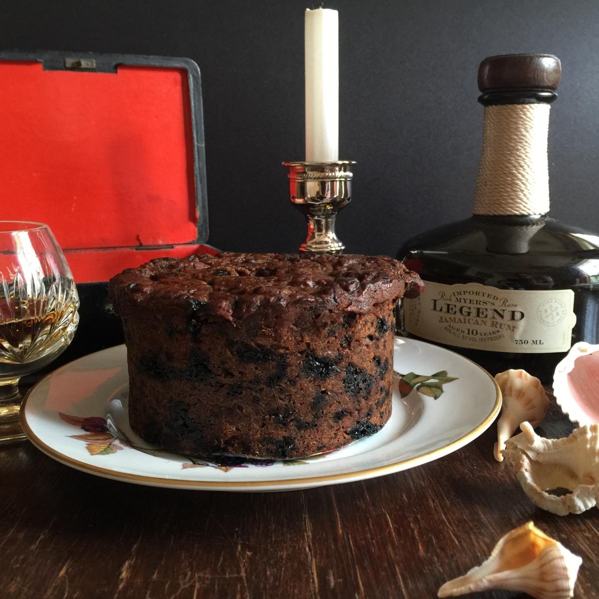 Jamaican Black Cake...yeah man