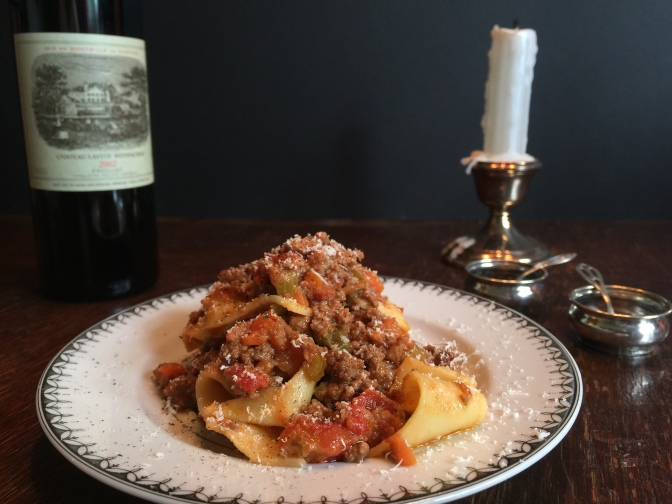 THE Classic Bolognese Sauce, Marcella Hazan's