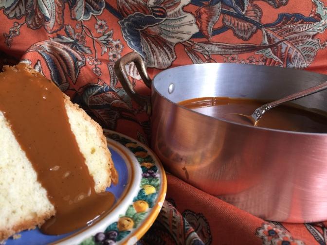 Cajeta – Goat's Milk Dulce de Leche