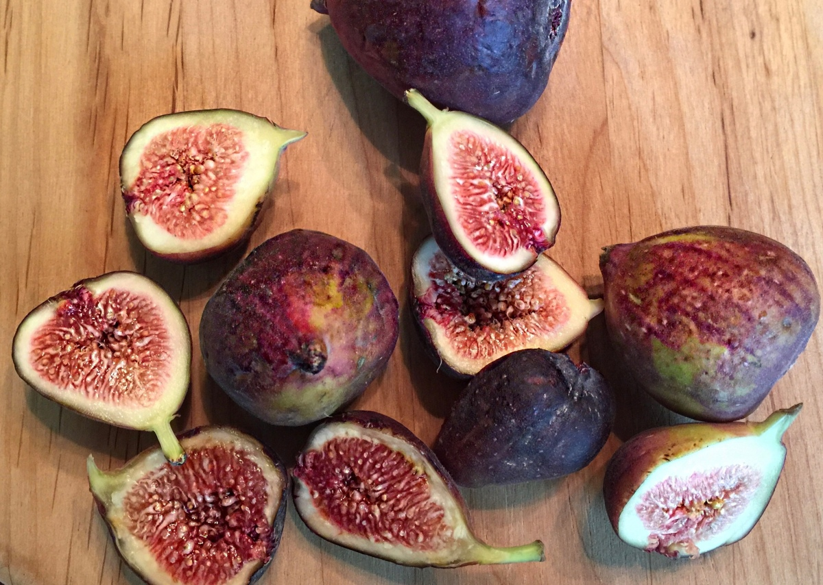 Fig and White Wine Jam
