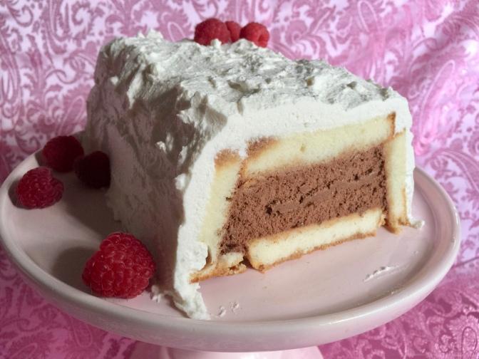 No-bake Diplomatico Cake