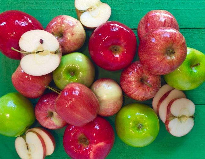 Baked Dulce de Leche Apples